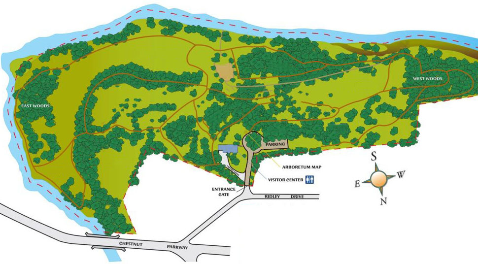 Arboretum-Map-photo